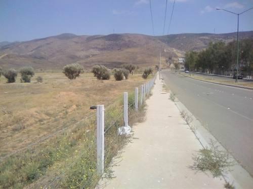 terrenos baratos sobre carretera en refugio y ojo de agua