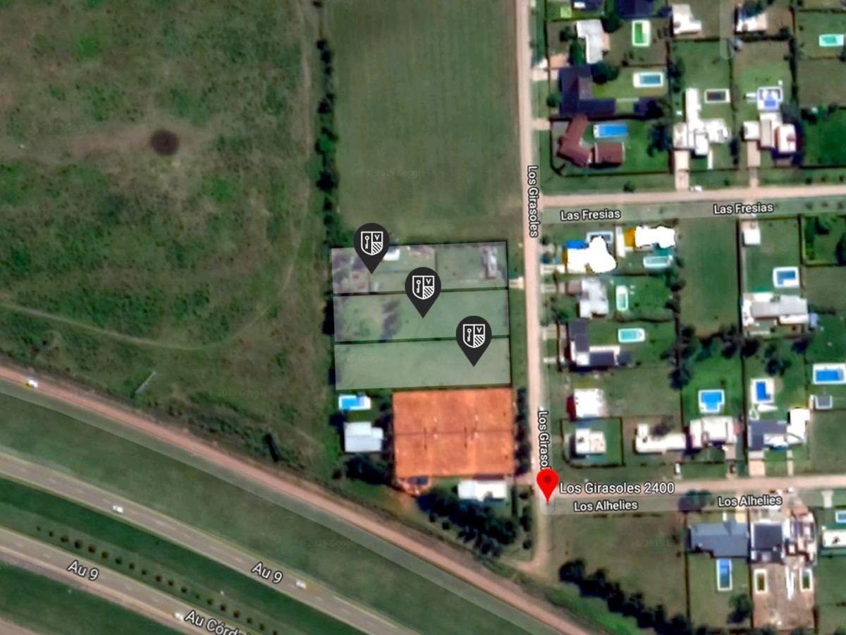 terrenos | barrio abierto | funes