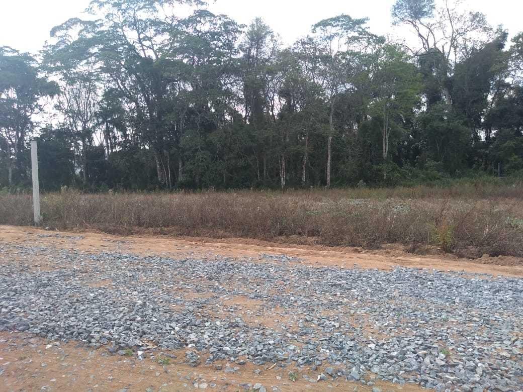 terrenos com area verde e 100% plano com agua e luz m