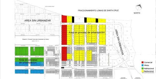 terrenos comerciales en venta en fraccionamiento san rafael cuauhtémoc colima