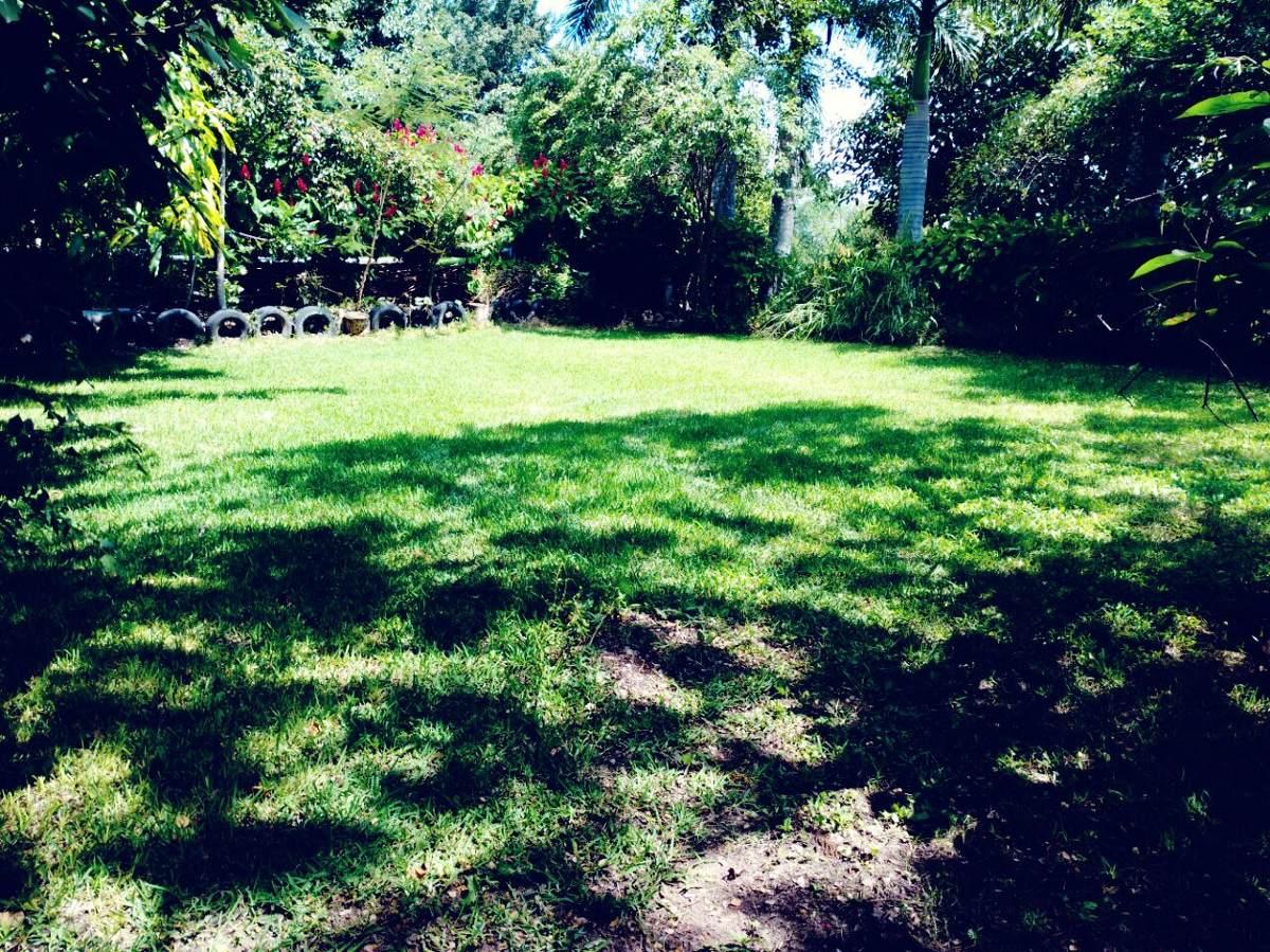 terrenos con casa club facilidades de pago