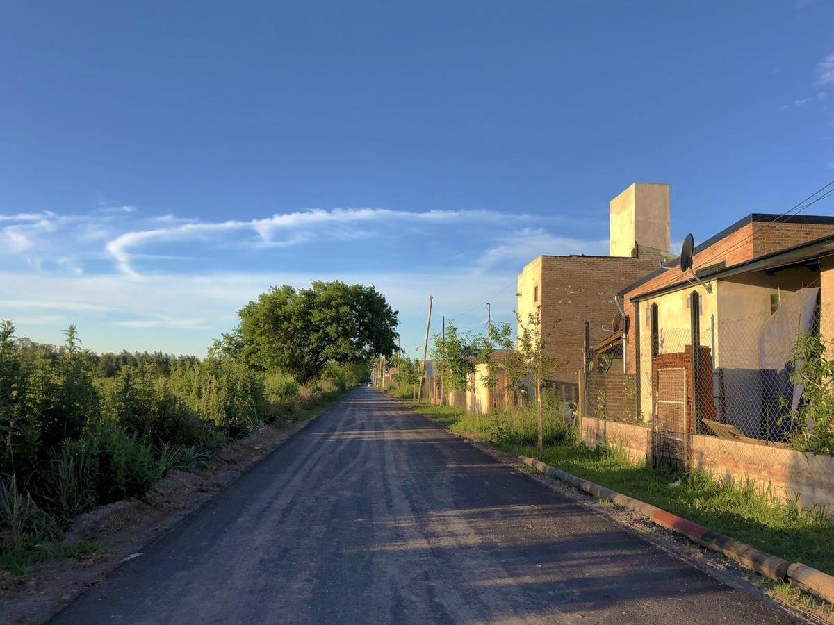 terrenos con escritura en barrio tango
