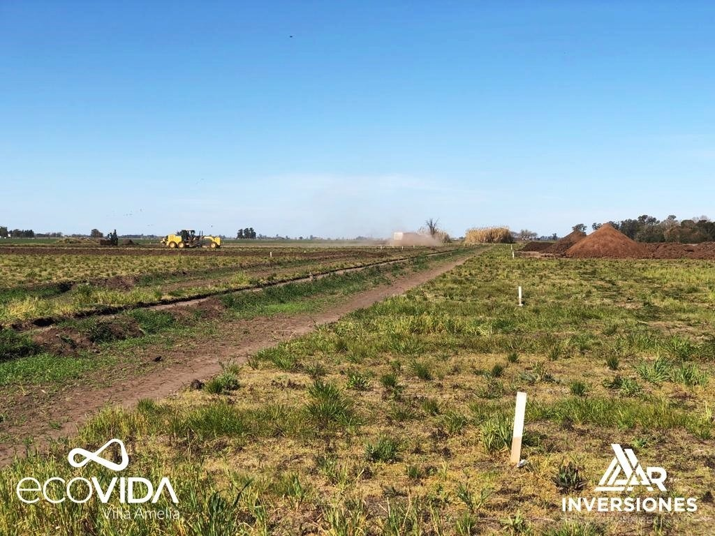 terrenos con financiacion en pesos en urbanizacion de categoria - terrenos desde 300m2 sobre ruta 18