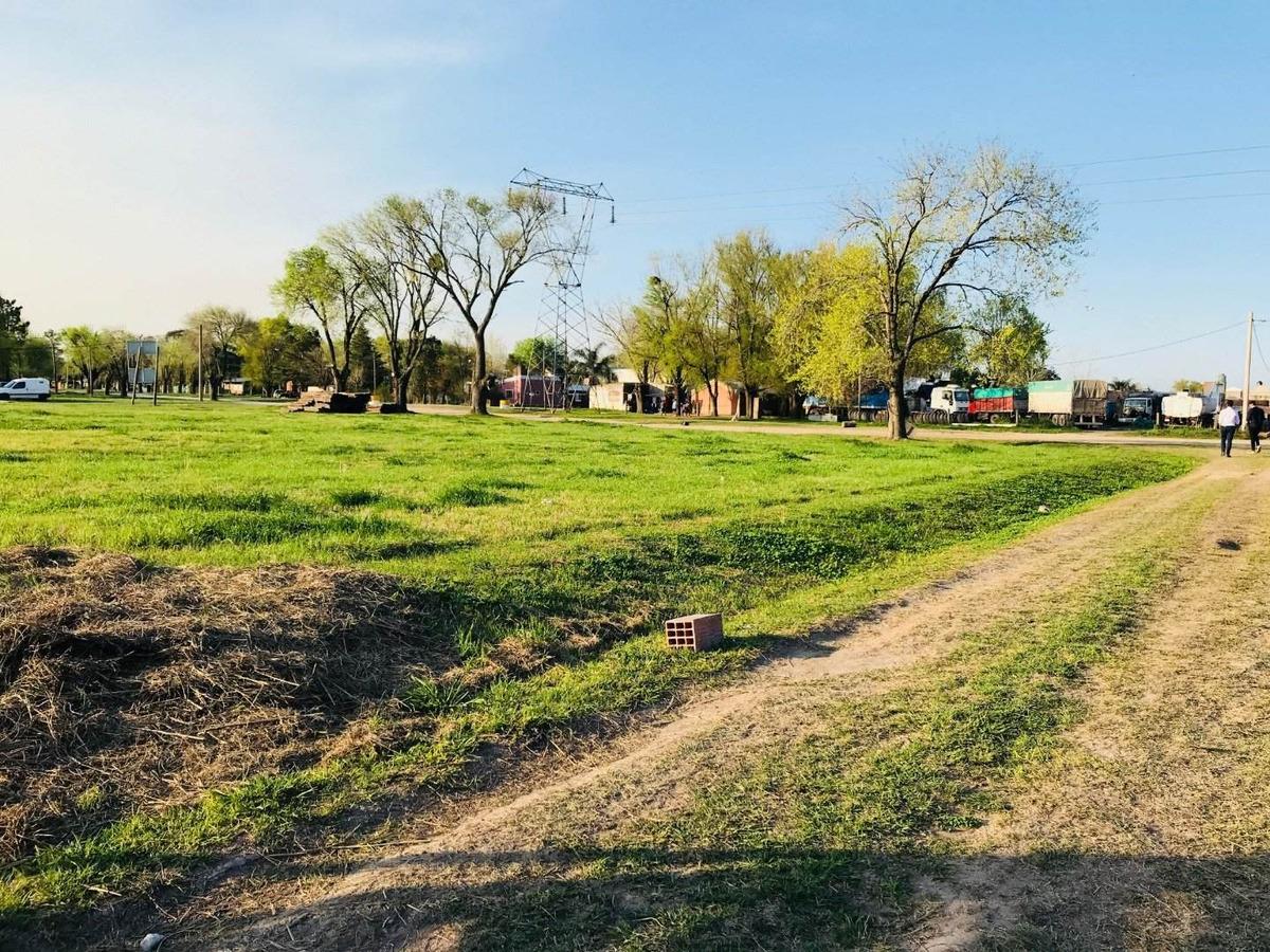 terrenos con posesion inmediata y financiacion - ricardone
