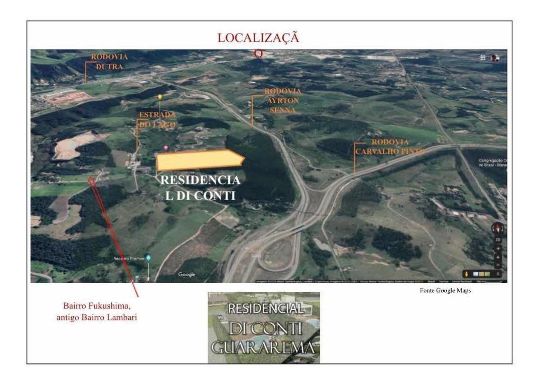 terrenos de 750m2 à 1300m2- 100% documentado