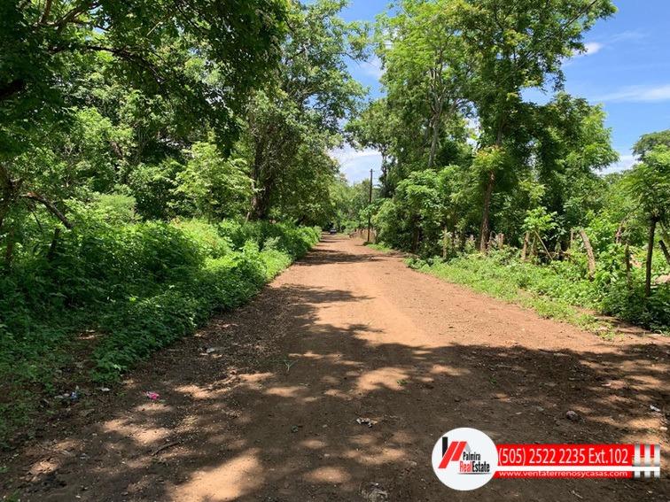 terrenos de contado u credito en masaya