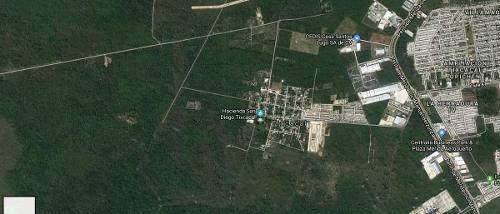 terrenos de inversión desde $200xm2 en tixcacal opichen
