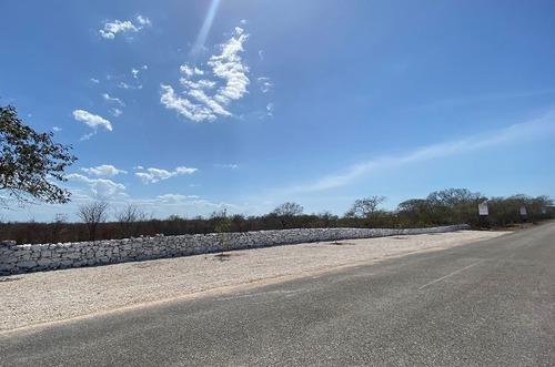 terrenos de inversión en dzilam gonzález yucatán a minutos de playa y reserva