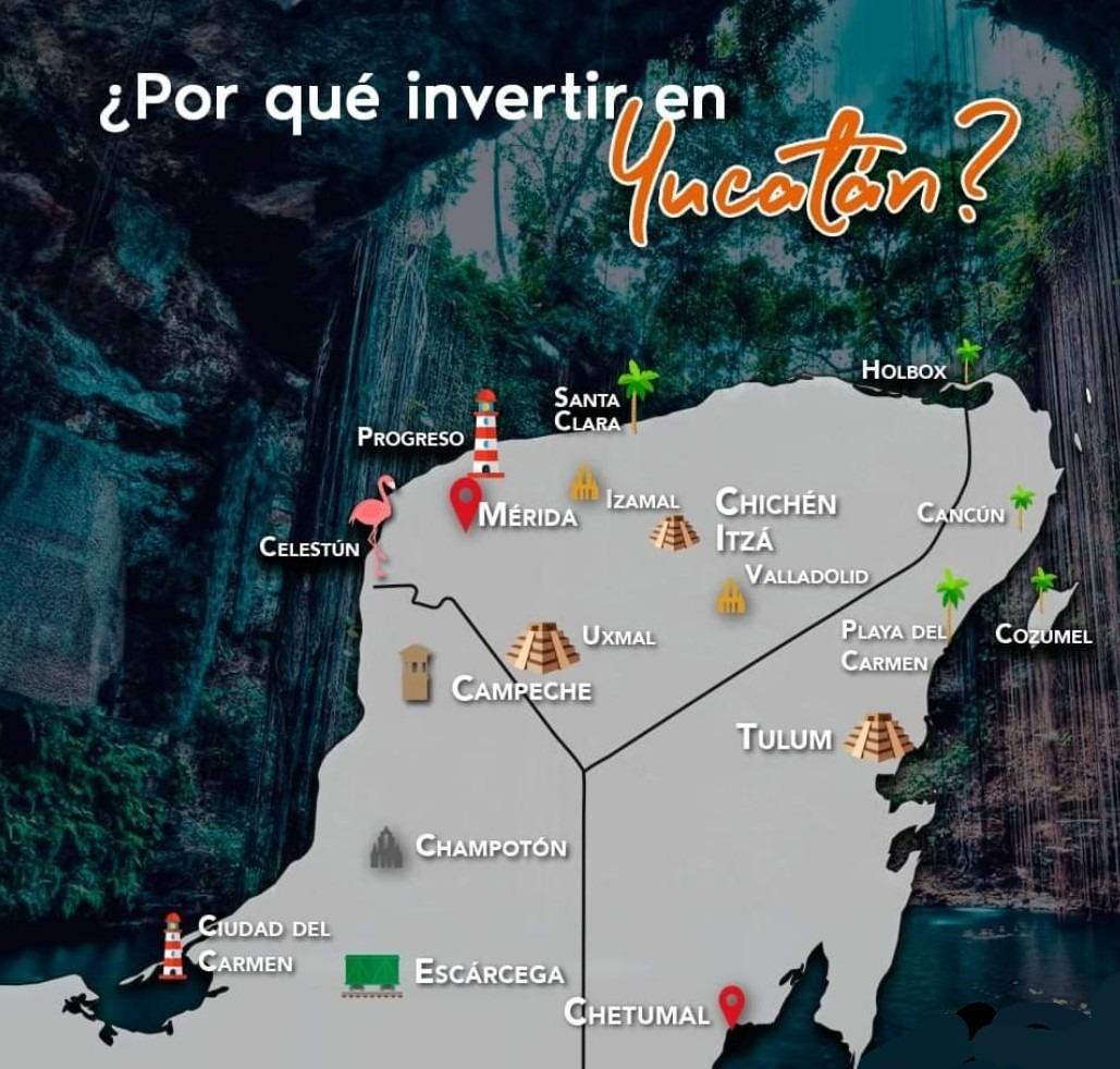 terrenos de inversión en yucatán