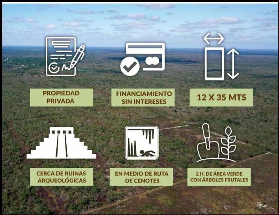 terrenos de inversión en yucatan