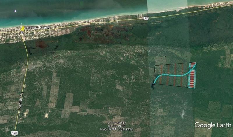 terrenos de inversion en yucatan, proyecto punta pelícano telchac