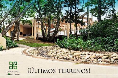 terrenos disponibles condominio hacienda del urubo