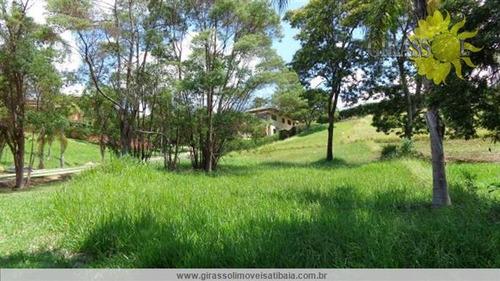 terrenos em condomínio à venda  em atibaia/sp - compre o seu terrenos em condomínio aqui! - 1237822