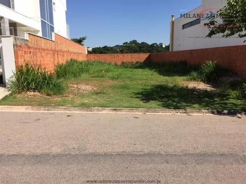 terrenos em condomínio à venda  em jundiaí/sp - compre o seu terrenos em condomínio aqui! - 1350568