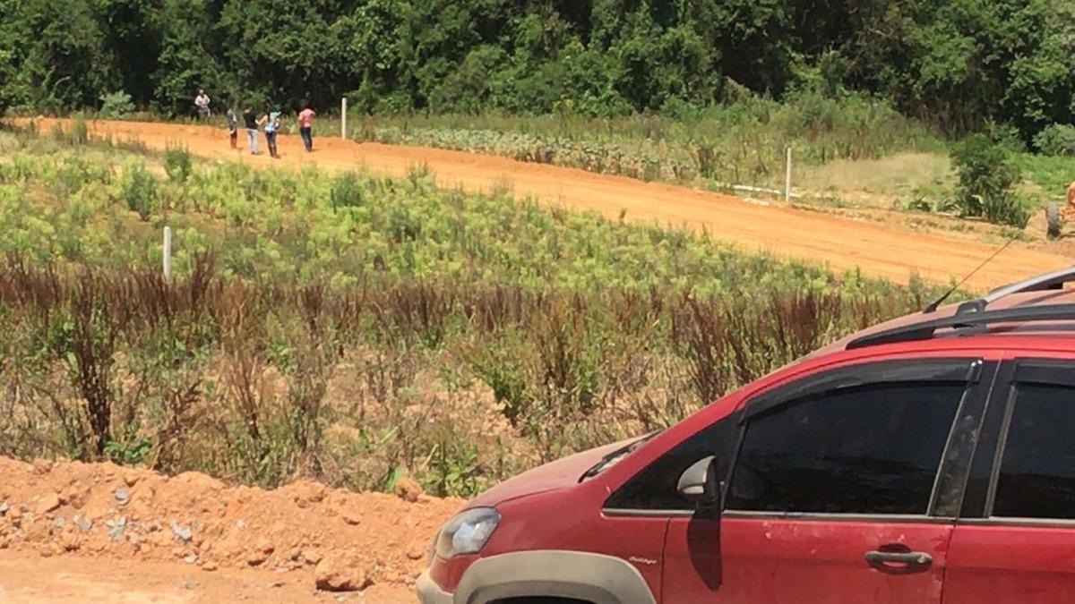 terrenos em ibiúna com otima localização jd