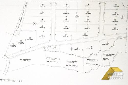 terrenos em ibiúna lançamento  parcelas fixas - 2292
