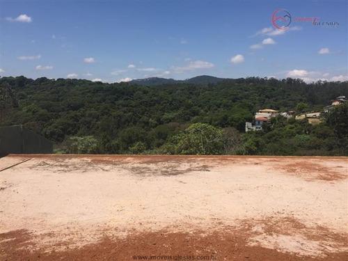 terrenos em loteamento fechado à venda  em mairiporã/sp - compre o seu terrenos em loteamento fechado aqui! - 1369785