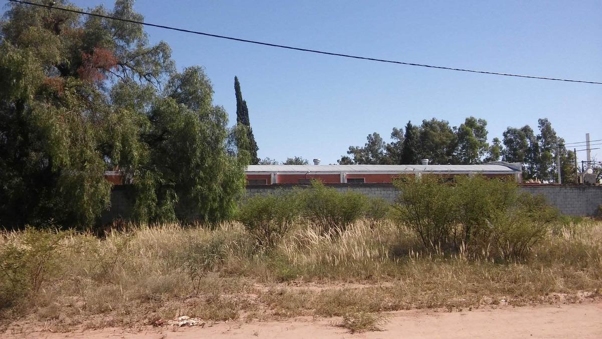terrenos en barrio los olivos