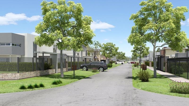 terrenos en barrio terranova - brandsen