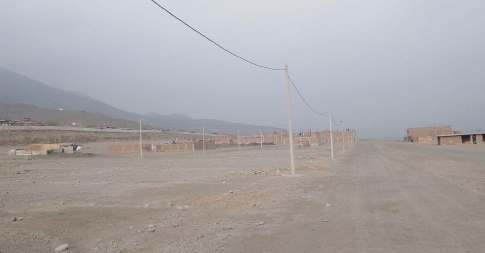 terrenos en carabayllo