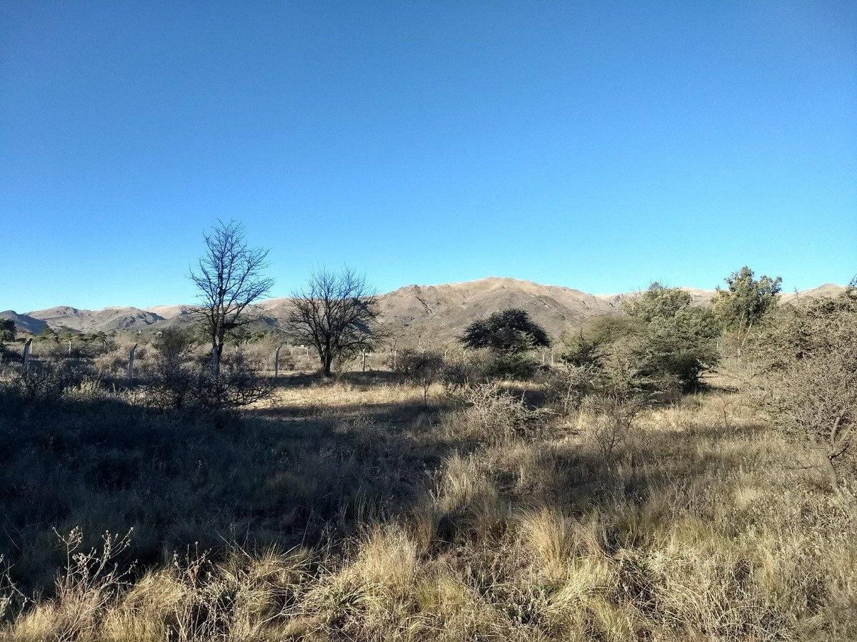 terrenos en las sierras de cordoba