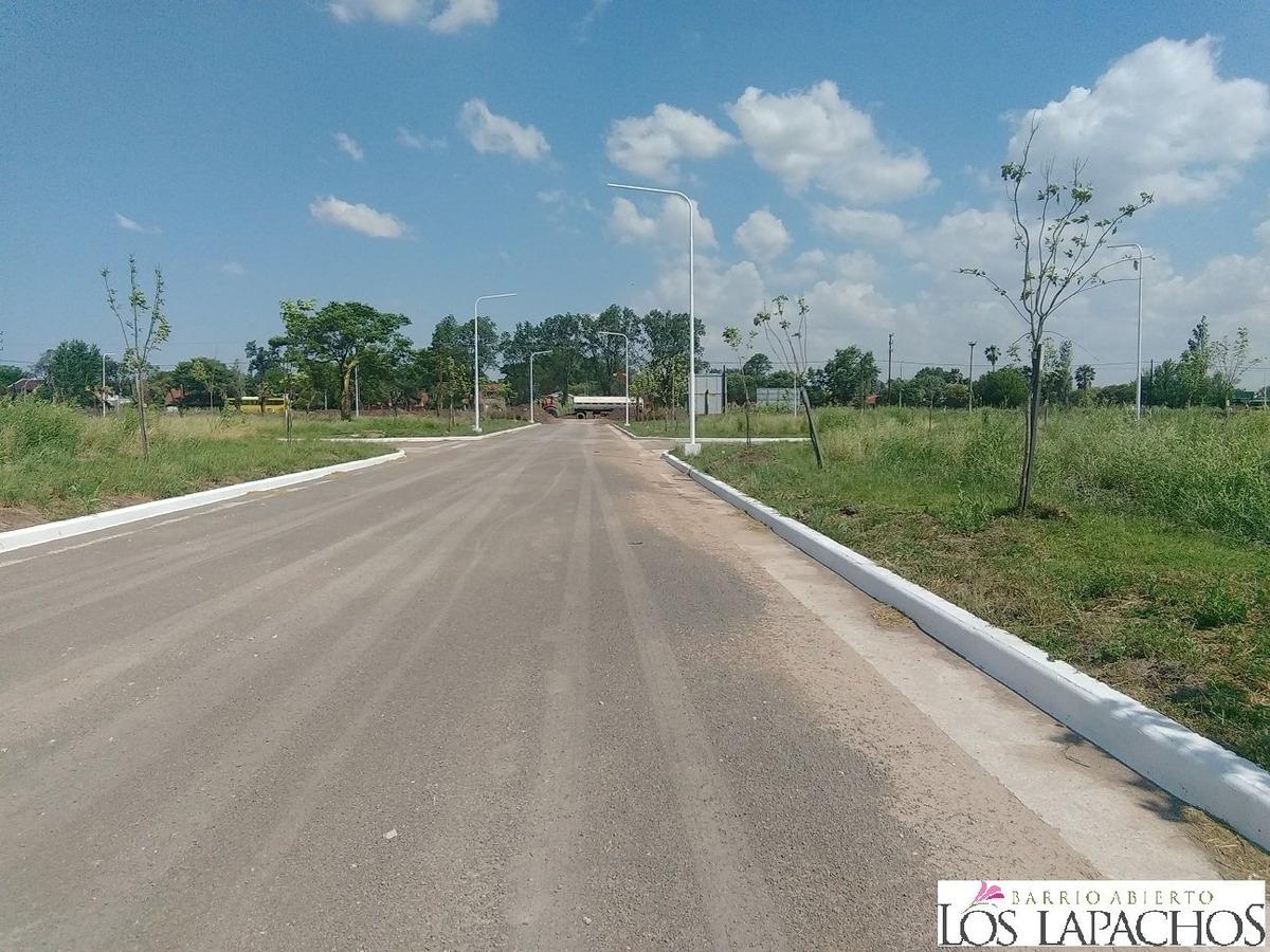 terrenos en perez esquina brasil oportunidad