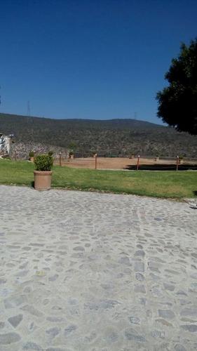 terrenos en preventa a 12 min de la autopista a mexico
