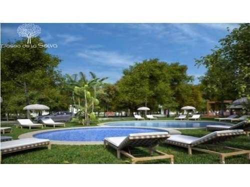 terrenos en preventa paseo de la selva en cancun