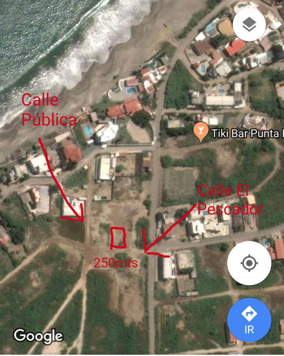 terrenos en punta blanca, santa elena. 250mts2 y 500mts2