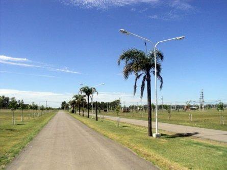 terrenos en punta chacra - barrio abierto residencial - ciudad de roldan