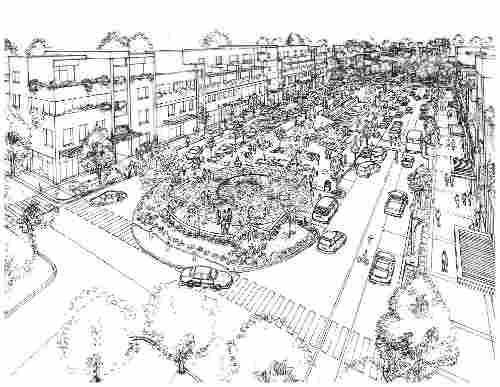 terrenos en querétaro; alameda. dentro de una comunidad urbana que se divide en 6.