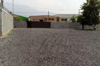terrenos en renta en ciudad industrial mitras, garcía