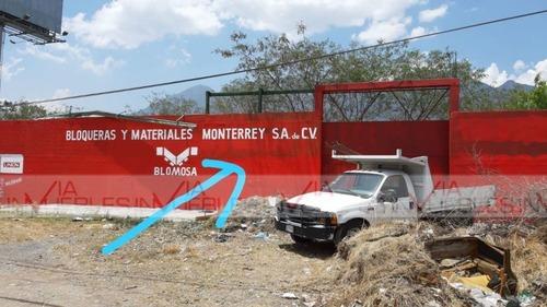 terrenos en renta en plutarco elias calles 1 - 2, monterrey, nuevo león