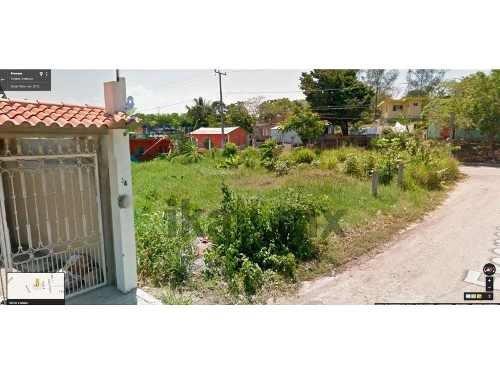 terrenos en renta en tuxpan de rodriguez cano,  bonito terreno  de 612 m² ubicado en  de la calle 16 de septiembre esquina con la calle fresno de la colonia anahuac, cuenta con pozo, los servicios pú