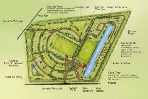 terrenos en  residencial polo club el marqués (da)