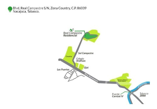 terrenos en venta cluster 7 fracc. real campestre villahermosa