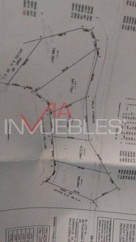 terrenos en venta en alviento residencial, santiago, nuevo león