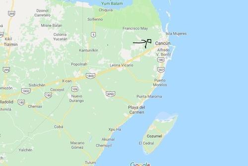 terrenos en venta en cancun quintana roo