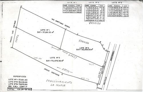 terrenos en venta en carretera monterrey- saltillo, saltillo, coahuila de zaragoza