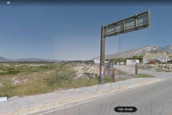 terrenos en venta en centro villa de garcia (casco), monterrey