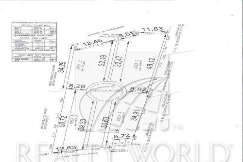 terrenos en venta en colinas del bosque a sección, corregidora