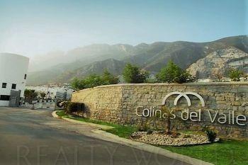 terrenos en venta en colinas del valle, monterrey