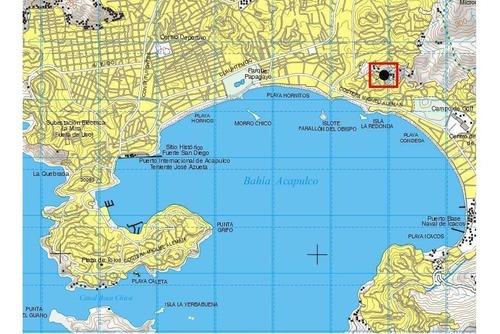 terrenos en venta en condesa acapulco guerrero, acapulco de juárez, guerrero