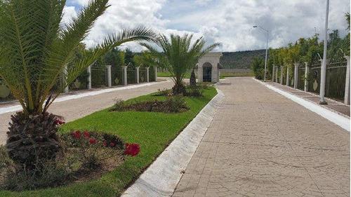 terrenos en venta en conjunto habitacional las villas