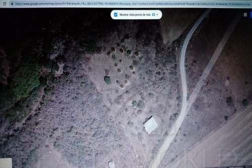 terrenos en venta en el barranquito, cadereyta jiménez