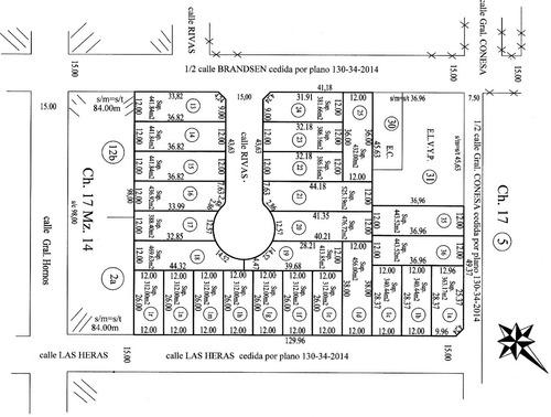 terrenos en venta en ezeiza financiados