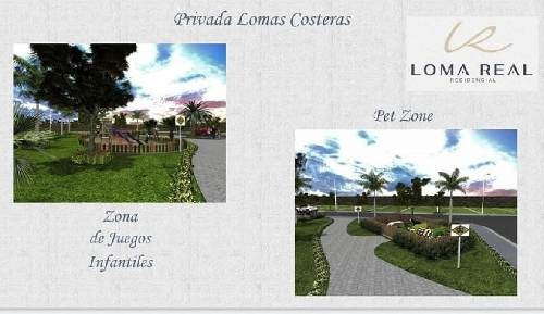 terrenos en venta en fraccionamiento loma real en san luis potosí.