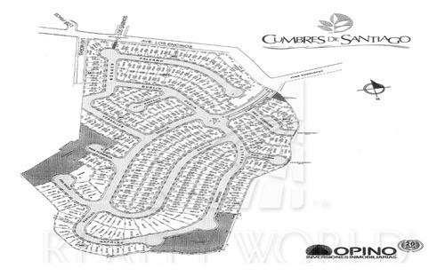 terrenos en venta en huajuquito o los cavazos, santiago