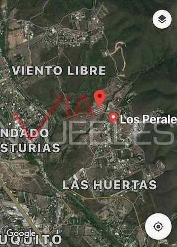 terrenos en venta en jardines de santiago, santiago, nuevo león