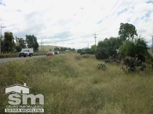 terrenos en venta en la carretera federal puebla - tehuacan